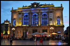 Opera Comedie@Montpellier (Rodox #13) Tags: france frana eurotrip europaem18dias montpellier