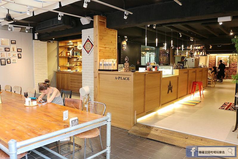 A place cafe捷运中山国中站友善宠物餐厅033