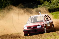 North Wales Autograss (MPH94) Tags: north wales autograss nw car cars auto motor sport motorsport race racing motorracing dirt dirty dust dusty canon 500d 70300 offroad off road nissan micra