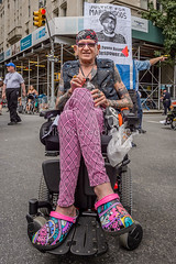 EM-160710-DisabilityPrideNYC-029 (Minister Erik McGregor) Tags: nyc newyork art festival photography march parade awareness visibility inclusion 2016 disabilitypride erikrivashotmailcom erikmcgregor 9172258963 erikmcgregor disabilitypridenyc disabilityparade