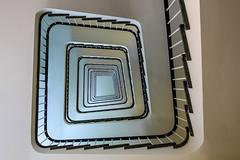 Mint (Elbmaedchen) Tags: berlin stairs mint stairwell staircase escaleras kurfrstendamm escaliers treppenhaus treppenauge
