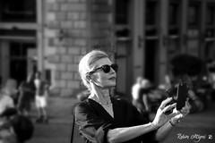 Grace (io.robin) Tags: grace firenze florence florencia tuscany tuscan selfie donna perle