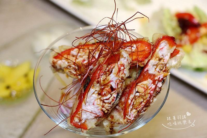 CA rolls 高級美日式創意料理天母棒球場美日式030
