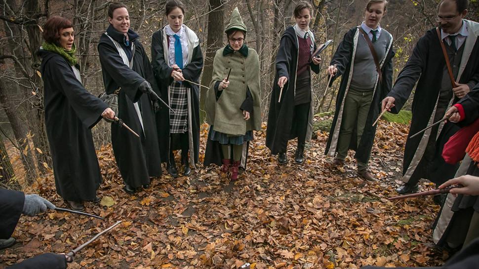 Trường học phù thủy