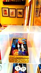 Exposition Aux Lubies Gourmandes (Leelooart) Tags: auxlubiesgourmandes ginkgolab marielauzon leelooart art sculpture cadre peinture acrylic acrylique bijoux carte cartedevoeux cartedesouhaits photographie photography collage color portrait semiabstrait cafbistro caf bistro restaurant