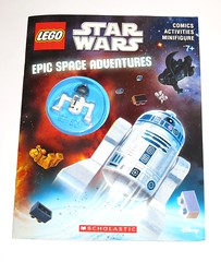 lego star wars epic space adventures comic and activity book with r2-d2 minifigure 2016 scholastic a (tjparkside) Tags: brick comics star book comic with lego space c bricks stormtroopers 8 books mini lord disney r2d2 empire figure stormtrooper imperial sw wars vader adventures activity r2 figures epic stud sith studs droid isbn d2 c3po 1x1 activities 545 dath scholastic droids minifigure 2016 3po minifigures 1x2 978 91727 9780545917278