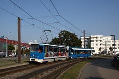 RSAG Rostock T6A2 612+862 (geschi1987) Tags: tram strasenbahn rostock rsag