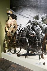 Soldier and bicycle (quinet) Tags: 2015 kostum museumofthepolisharmy muzeumwojskapolskiego poland varsovie warsaw warschau warsowa costume soldats soldiers uniform uniforme