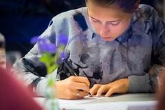 20160811-BUM_0435.jpg (Bundscherer) Tags: mnchen workshop petrawhrmann silberfabrik afterworkletterpassion buchstaben abendkurs kalligrafie elssserstrase lettering colorit spitzfeder brushpen fineliner afterworklettering