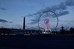 Noria La Concorde (jorgecaye) Tags: paris cityscape city citylife lights night nikkon obelisque