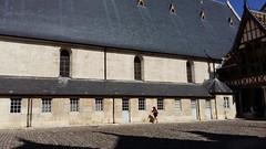 The Hospices de Beaune (detail) (anastigmatz) Tags: bourgogne france hospices civils de beaune
