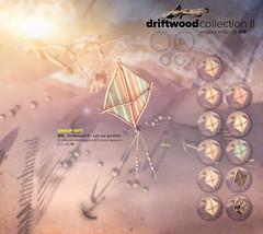 8f8 - Driftwood II - Let me go Kite GROUP GIFT Vendor (iBi 8f8) Tags: secondlife sl virtuallife 8f8 ibi driftwood kite creations group gift august 2016