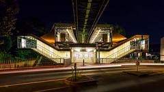 Wuppertal, Bahnhof (Andys-eyecatcher) Tags: nacht lzb wuppertal cityscape canon photo best tbt detail