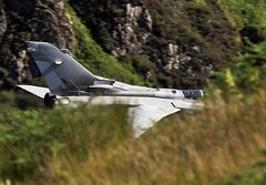 Lower than a snails bottom (Dafydd RJ Phillips) Tags: mach loop royal air force raf marham panavia tornado gr4