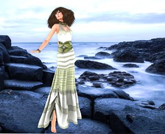 !!SMD!! Willow Spirit Dress Set-Festival (Anne Daumig) Tags: slfashionartphotography uniquecreations annedaumig belleza slink ikon madridsolomaitreya meshbody silvanmoondesigns thewhitearmory chopzuey lelutka hairfair2016