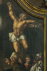 Crucifixion (michael_hamburg69) Tags: brgge brugge bruges westflandern flandern belgien belgium flemish flanders belgique onzelievevrouwekerk liebfrauenkirche kirche church churchofourlady glisenotredame crucifixion kreuzigung