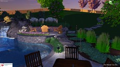 Davidsonville Design (The Sharper Cut Landscapes) Tags: landscapedesign landscaping landscapelighting plantings pool outdoorkitchen