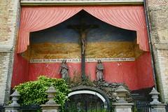Oostende (Karyatis) Tags: oostende ostend belgium belgique belgie karyatis church stpeterandpaul neogothic catholic temple sculpture