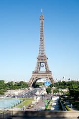 Eiffel Tower, Once More (Rad_TV) Tags: france paris eiffeltower latoureiffel