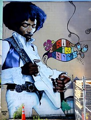 Jimi Hendrix Mural (BC MooK) Tags: jimi hendrix mural street urban east vancouver dtes