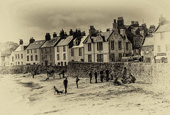 Anstruther Beach (johnmcgrevey1) Tags: anstruther fife fishing forth firth scotland sea shore beach