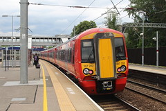 387202 (matty10120) Tags: train transport rail railway clas class 387 gatwick express thameslink west hampstead