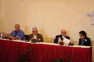 Nepali nutrition leaders by