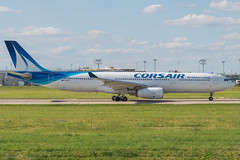 Corsair / A333 / F-HSKY / LFPO (_Wouter Cooremans) Tags: lfpo ory orlyairport orly spotting parisorly spotter avgeek aviation airplanespotting airplane corsair a333 fhsky