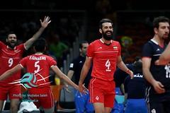 والیبال ایران شب تاریخ سازی را در ریو رقم زدند (وبگردی) Tags: المپیک2016 ریو والیبال