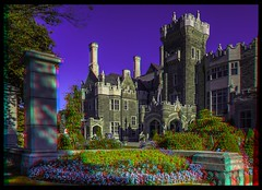 Casa Loma in Toronto 3-D ::: HDR/Raw Anaglyph Stereoscopy (Stereotron) Tags: toronto to tdot hogtown thequeencity thebigsmoke torontonian architecture contemporary modern castle mansion casaloma landmark north america canada province ontario anaglyph anaglyph3d redcyan redgreen optimized anaglyphic anabuilder 3d 3dphoto 3dstereo 3rddimension spatial stereo stereo3d stereophoto stereophotography stereoscopic stereoscopy stereotron threedimensional stereoview stereophotomaker stereophotograph 3dpicture 3dglasses 3dimage twin canon eos 550d yongnuo radio transmitter remote control synchron in synch kitlens 1855mm tonemapping hdr hdri raw