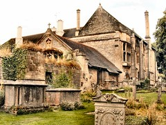 Southwell Minster (John McLinden) Tags: southwell minster southwellminster nottinghamshire building architecture masonry stonework greathall