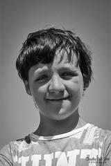 Samuele (Claudia Celli Simi) Tags: ritratto portrait bambino children bw bn biancoenero blackandwhite sguardo occhi monocromo