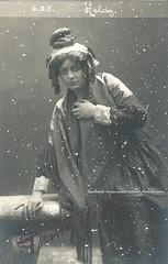 HELDY, Fanny, Mimi, La Bohme, Monnaie, Brussels (Operabilia) Tags: autograph claudepascalperna goldenage opera fannyheldy soprano monnaie brussels faust marguerite gounod