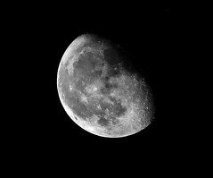 moon (Ruthycar) Tags: moon zoom powershot sx30is night dark sky astrology lovely hello how you today canon optical digital