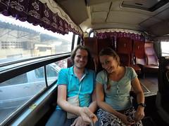 Photo de 14h - En route pour Siem Reap  (Cambodge) - 31.12.2014