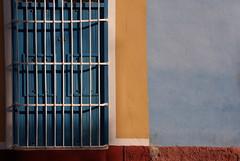 Setting down on disappointment (Eric Vernier) Tags: ericvernier nofilter cuba trinidad eric vernier door window shadows