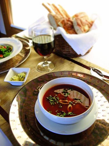 Deccan Odyssey - Cuisine 1
