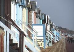 Frinton on Sea Beach Huts (Stuart Axe) Tags: countyofessex unitedkingdom walton essex uk england beachhut hut beach maritime marine gb greatbritain huts beachhuts frinton frintononsea