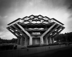 Geisel Library (_johnnelson_) Tags: sandiego pinhole ucsd zeroimage panf zero69