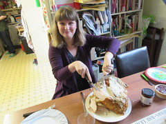 Carving the turkey part one IMG_0609 (tomylees) Tags: december boxingday friday middlesex 26th 2014
