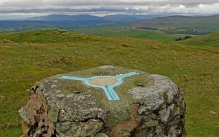 GWUK - Brunt Knott (427m), nr Staveley, Cumbria