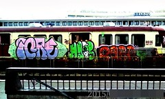 icre haos rase (ycre) Tags: france trash train graffiti panel romania ro zam regio 2014 haos rase icre ycre