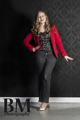 Red (Bethany Mowat) Tags: portrait cute art college make up fashion work hair fun photography scotland student shoes pretty shoot day artistic sweet lace top coat fine diamond jeans aberdeen portraiture blonde valentines trousers bodice portfolio elegant piece sparkly blazer stylist flawless