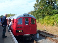 Epping - Ongar Railway (EOR) (Waterford_Man) Tags: train rube londonunderground ongar eor