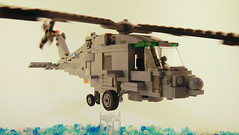 MH-60R (Criga88) Tags: lego helicopter ran sikorsky seahawk moc