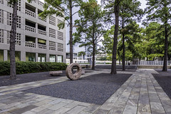 CityWestPlace - Outdoor Rock Garden (Mabry Campbell) Tags: november architecture campus photography design photo texas photographer realestate image houston photograph commercial 100 24mm client f71 fineartphotography 2014 architecturalphotography citywest colorimage commercialphotography commercialrealestate commercialarchitecture commercialproperty bmcsoftware architecturephotography richardkeating houstonphotographer parkwayproperties ⅛sec tse24mmf35lii mabrycampbell bridgerconway citywestplace november252014 20141125h6a0414