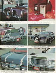 1974 Cadillac Pimpmobiles WISCO pg 3 (link6381) Tags: 1974 cadillac wisco pimpmobile