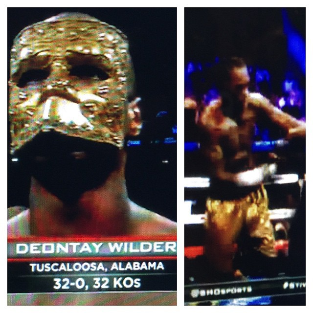 Deontay Wilder: Deontay Wilder: Im On A Mission To Rescue