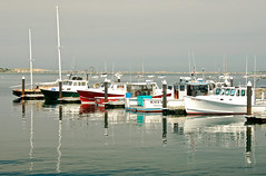 Boats in Provincetown (Steve from NJ) Tags: boats harbor provincetown cape cod