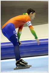 Jesper Hospes, after the 2nd 500 Meters Men (Dit is Suzanne) Tags: netherlands nederland heerenveen speedskating thialf views100 img4564  canoneos40d langebaanschaatsen  sigma18250mm13563hsm  jesperhospes 16032014 essentisuworldcups20132014 essentisuworldcupheerenveenfinalsmarch1406 ditissuzanne 500metersmen 2nd500metersmen